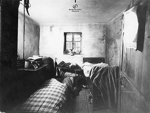 Das Zimmer von Maria Baumgartner