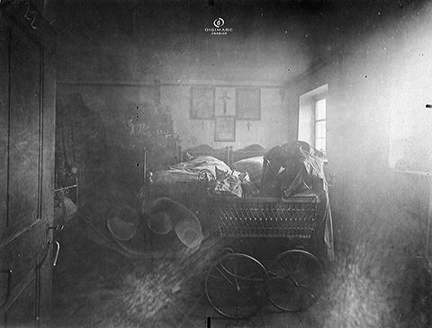 Das Zimmer von Viktoria Gabriel